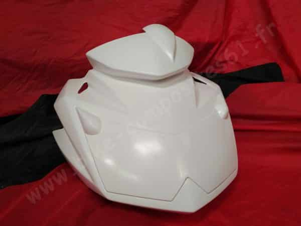 TETE DE FOURCHE Racing Z750 2007 à 2012